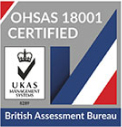 OHSAS18001 Certified